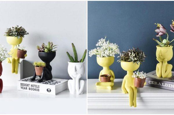 Ove preslatke male vaze bit će upečatljiva dekoracija u svakom domu