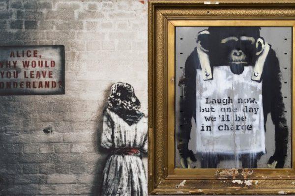 Dokumentarci o Banksyju koji će vas uvesti u svijet street arta i graffiti umjetnosti