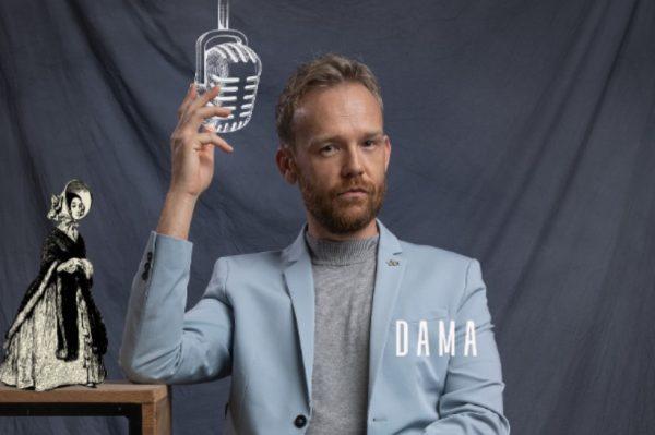 """Poslušajte novu super plesnu stvar od Saše Lozara """"DAMA"""""""