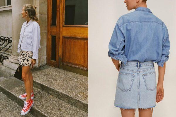 Mini suknje i kratke hlače stvorene za tople dane koji dolaze