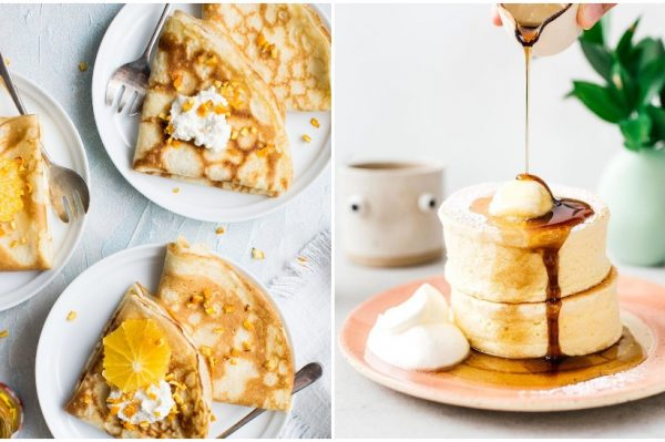 Palačinke na sto načina: Omiljeni vikend doručak koji obožavamo u svim varijantama