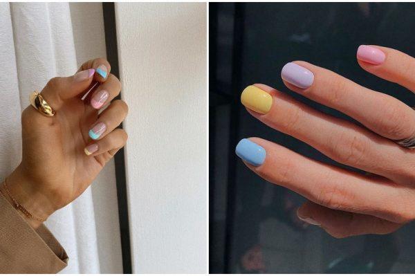 Cool pastelne manikure koje ćemo prve zatražiti kod svoje manikerke