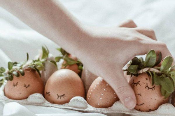 Nekoliko načina na koje možete iskoristiti ljuske jajeta