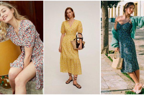 57 najljepših cvjetnih haljina za ljeto