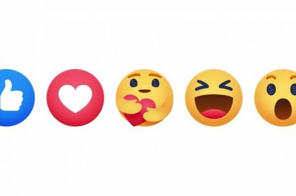 Facebook je uveo nove emojije s kojima sada možete reagirati