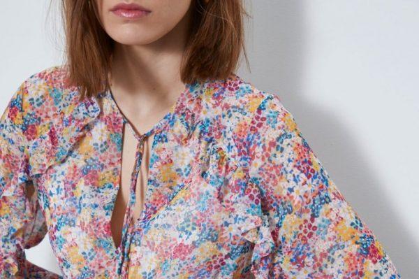 Svaka proljetna i ljetna garderoba treba (barem) jednu cvjetnu haljinu