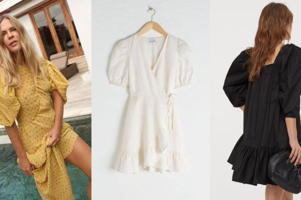 Puf rukavi – najpoželjniji modni trend sezone u 37 divnih modela