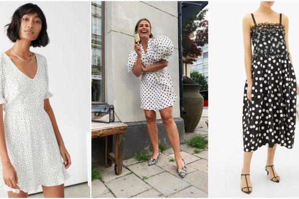 43 točkaste haljine za ljeto