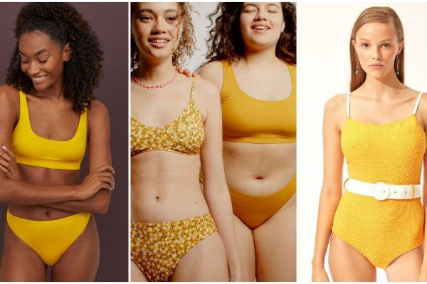 Žuti kupaći kostim će biti 'it' komad na plažama ovog ljeta