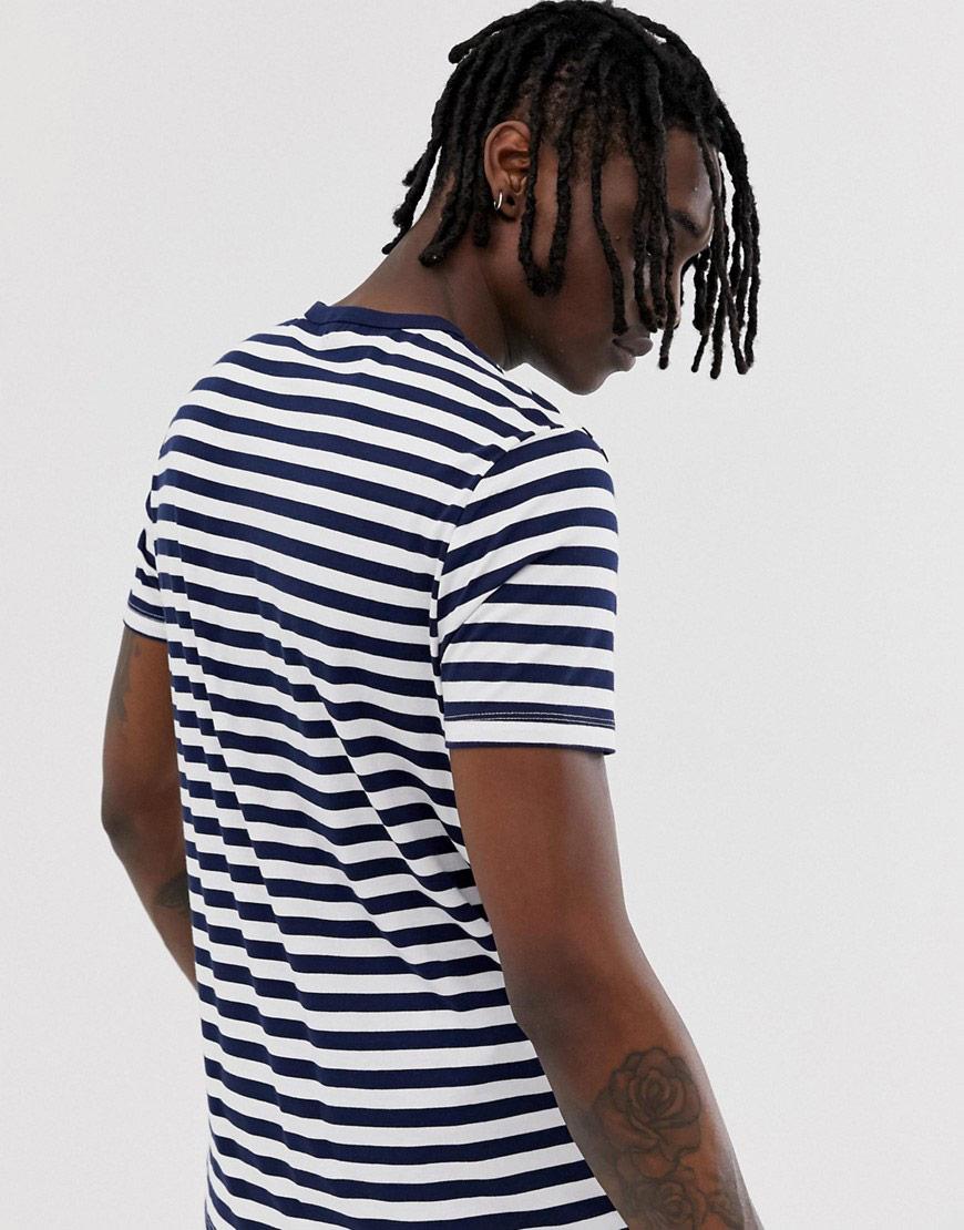 ASOS DESIGN mornarska majica ljeto 2020
