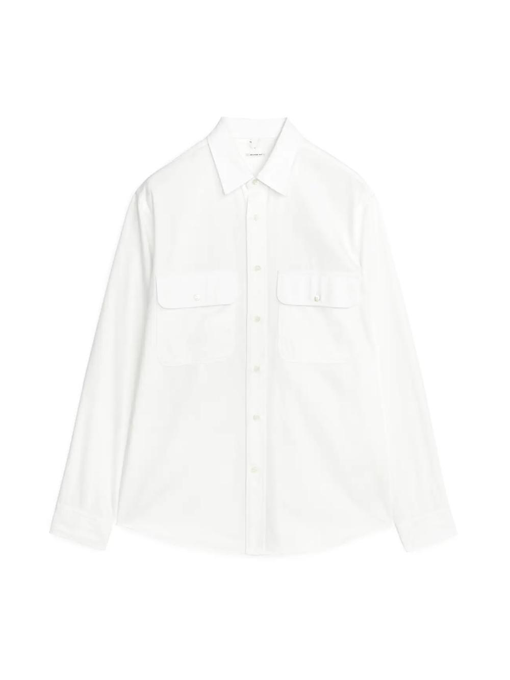 Arket bijela košulja ljeto 2020
