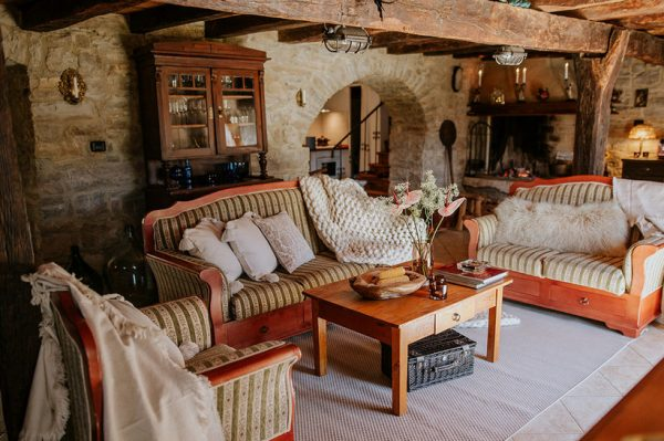 Zavirite u divnu kamenu kuću u unutrašnjosti Istre u kojoj vrijeme kao da je stalo