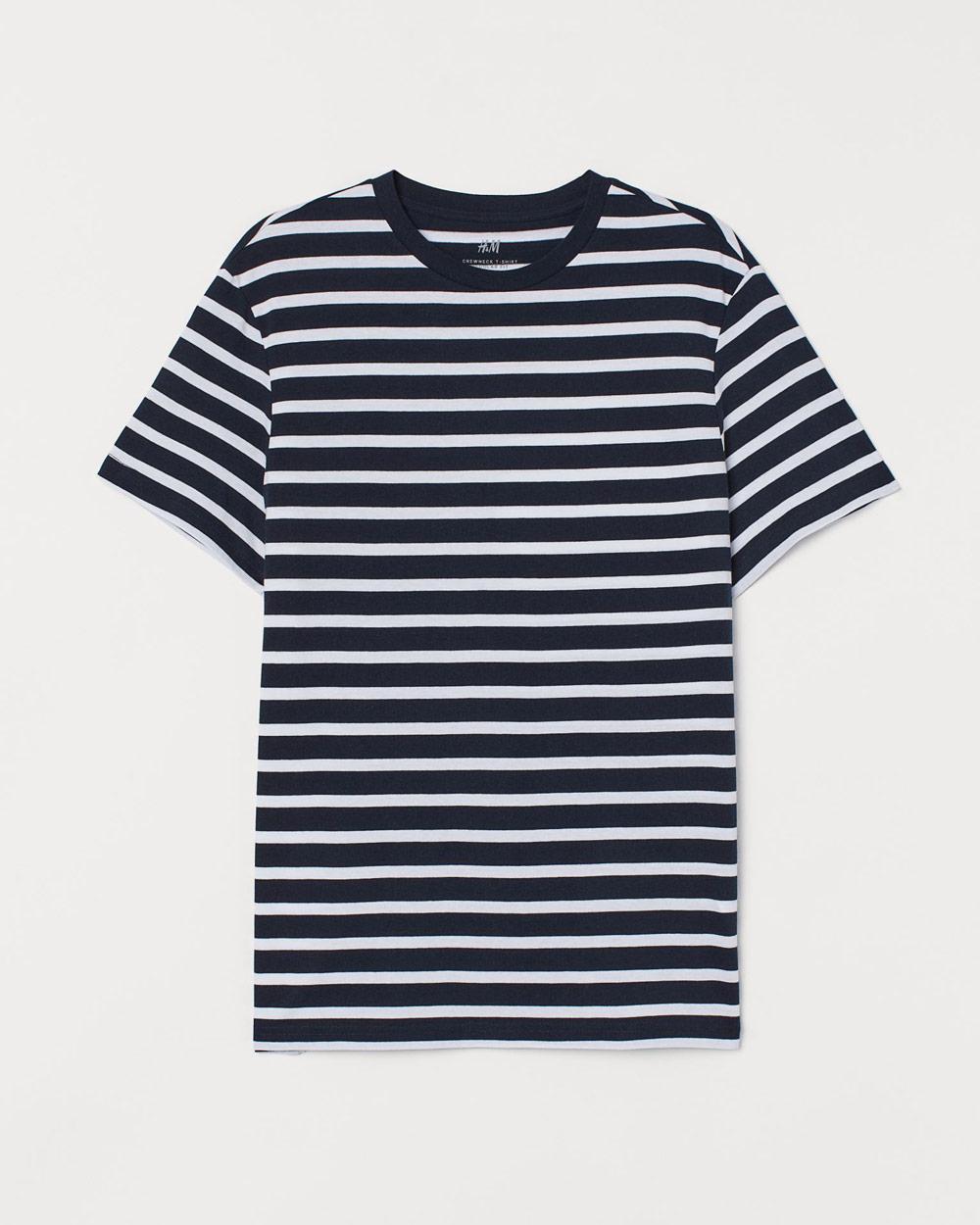 H&M mornarska majica ljeto 2020