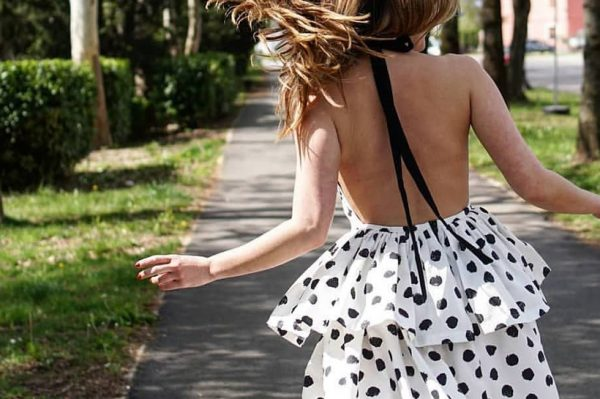 Najljepša točkasta haljina nosi hrvatski potpis