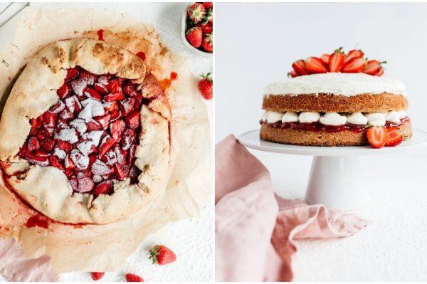 Jagode na sto načina: Kolači i deserti s omiljenim bobičastim voćem