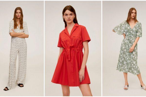 Mango ima divne haljine i kombinezone za ljeto – i svi modeli sada su na odličnom popustu