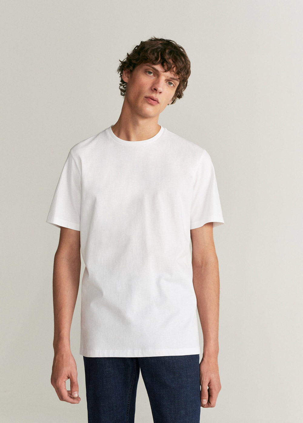 Mango bijela majica ljeto 2020