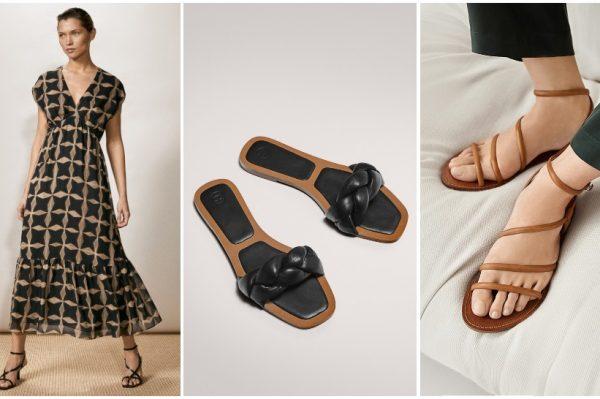 Od natikača do sandala s potpeticom – ovo su najljepše high street cipele za ljeto