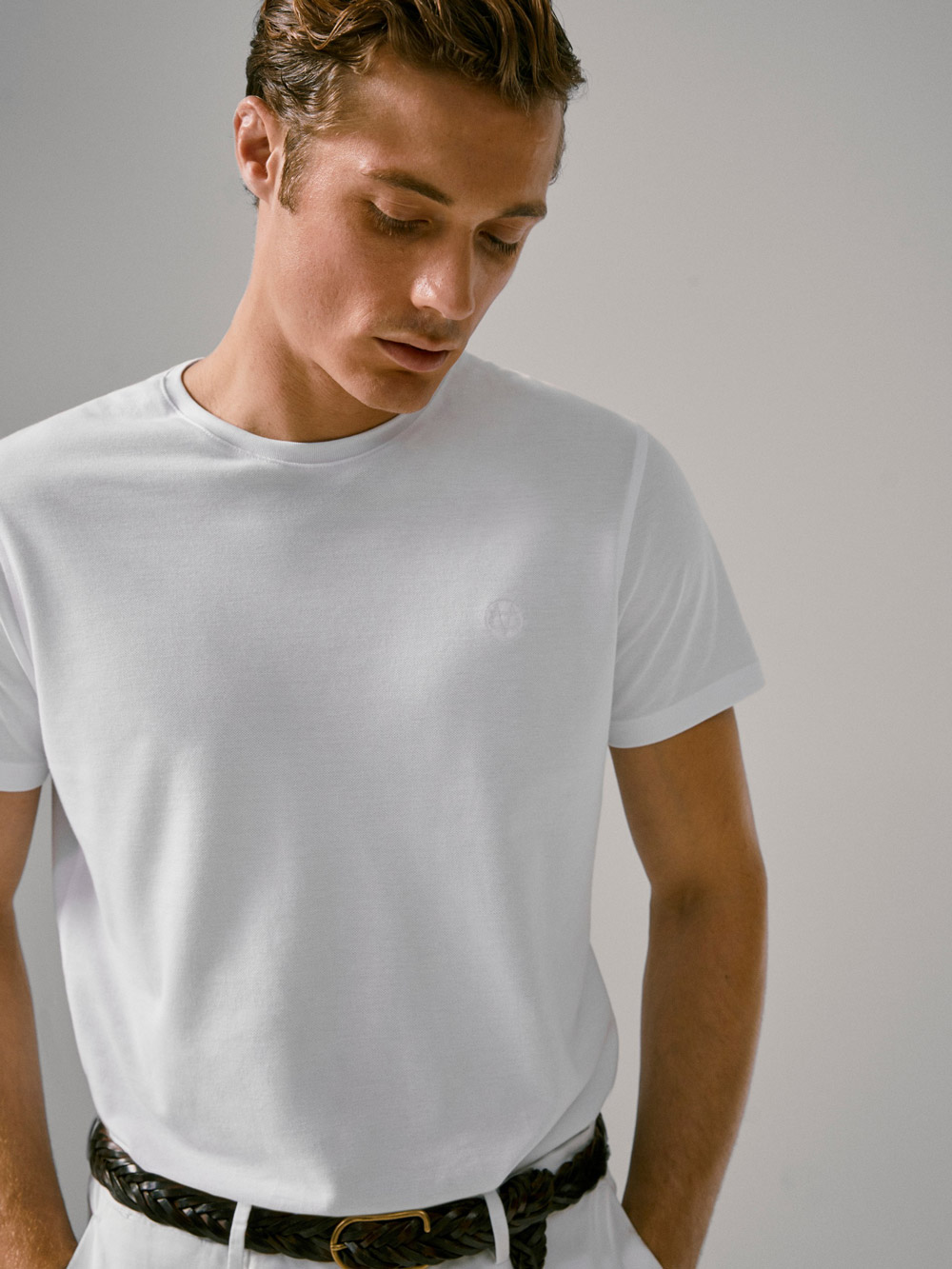 Massimo Dutti bijela majica ljeto 2020