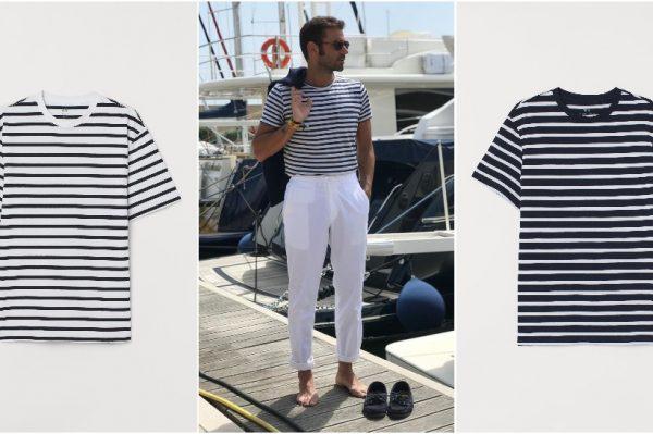 Journal Man: Najljepše mornarske majice koje ćemo nositi ovo ljeto