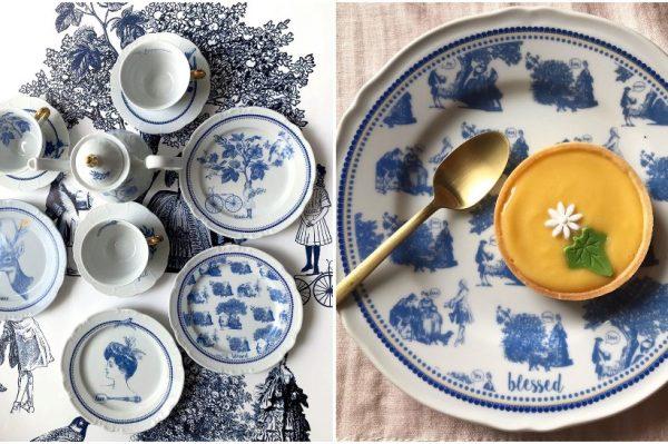 Nova kolekcija brenda Remake inspirirana suđem naših baka