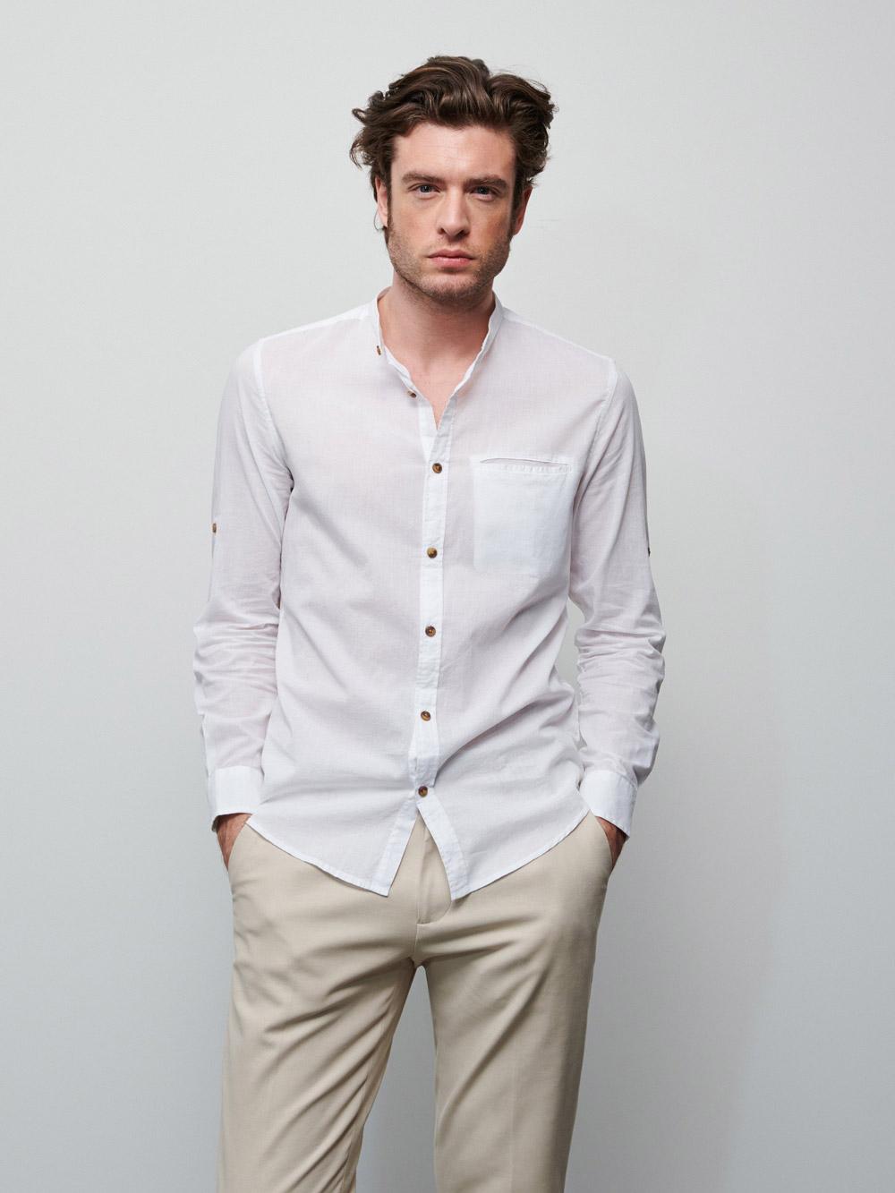 Reserved bijela košulja ljeto 2020
