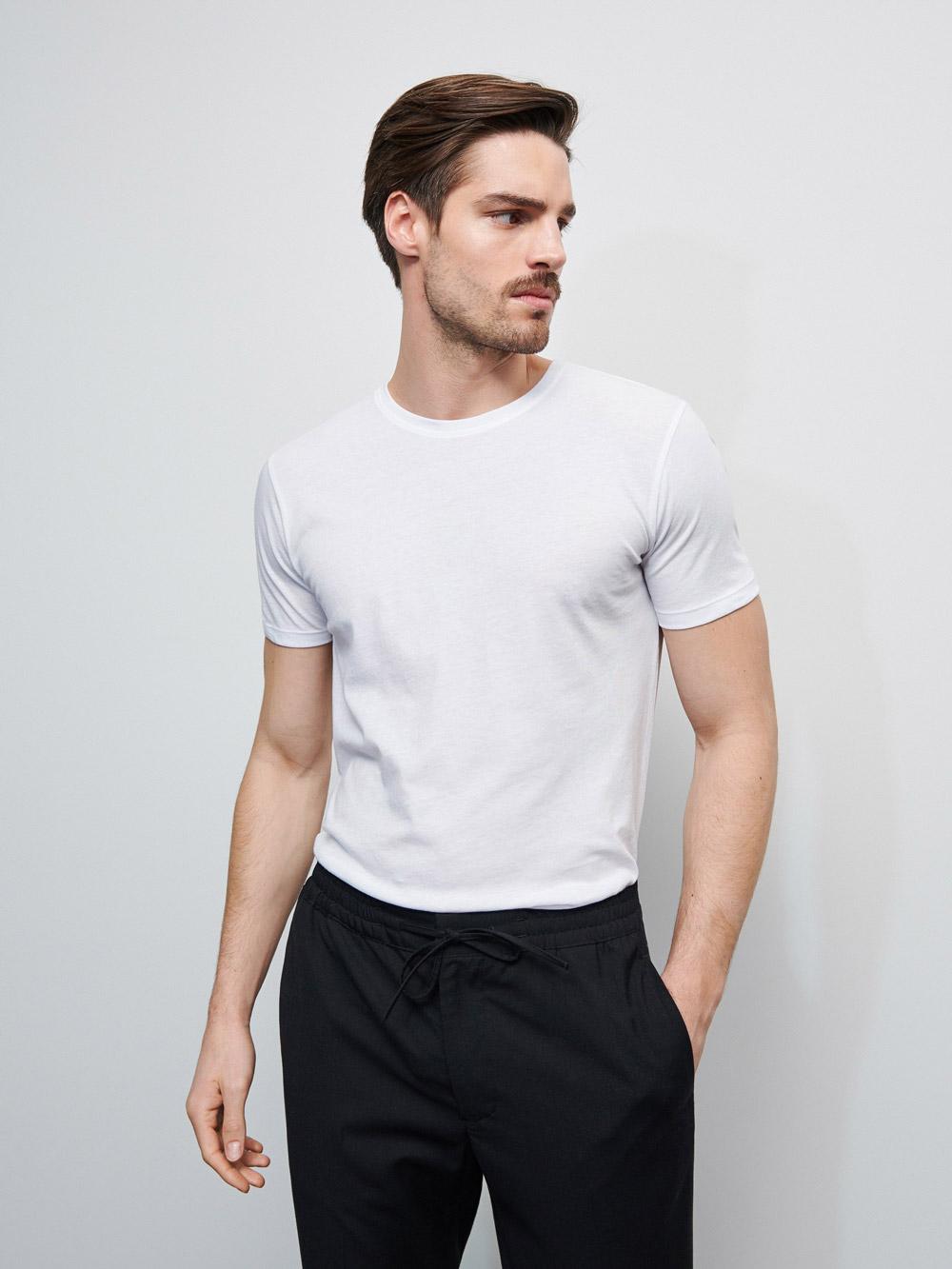 Reserved bijela majica ljeto 2020