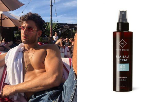 Journal Man: Napravite frizuru kao s plaže za svega nekoliko minuta
