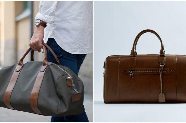 Journal Man: Savršene torbe za vikend putovanja na more