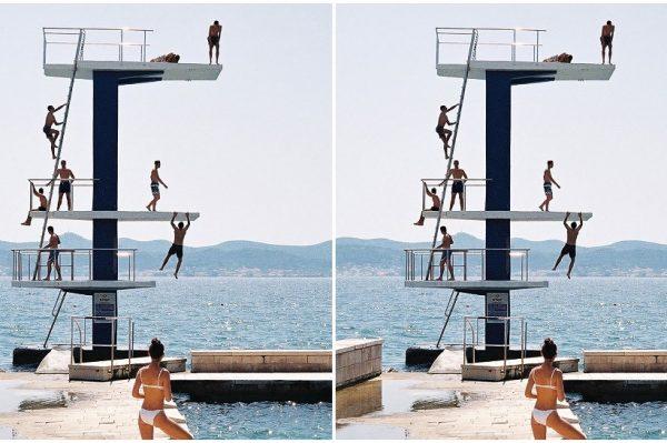 Zadarska fotografija poznatog travel fotografa koja je jučer obišla svijet