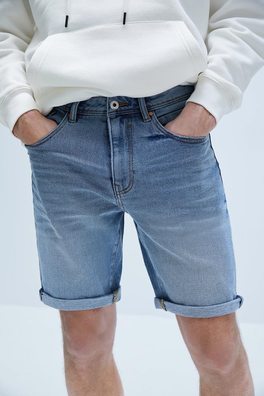 Zara bermude od trapera ljeto 2020