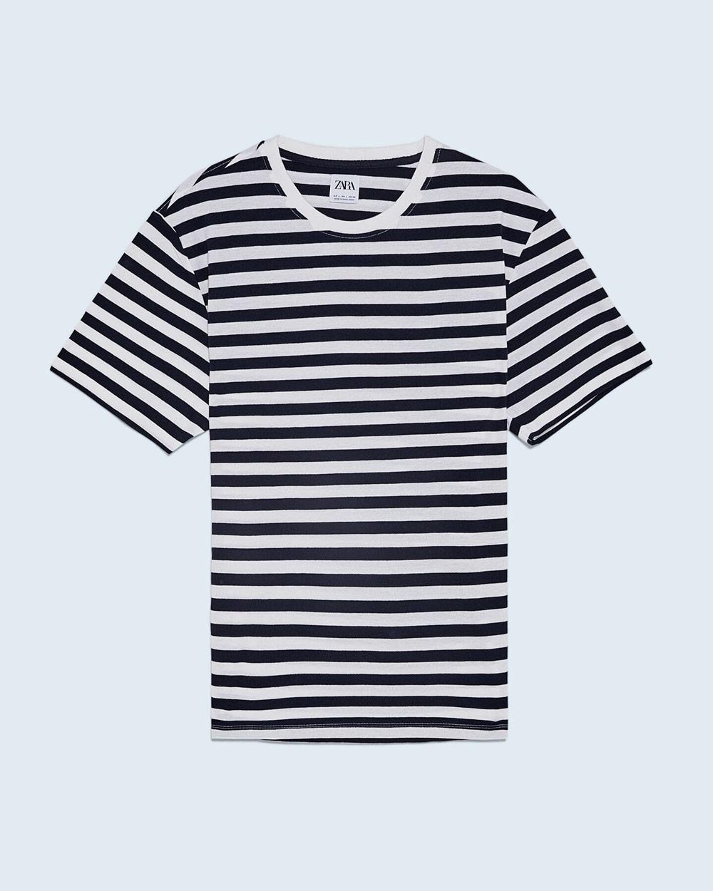 Zara mornarska majica ljeto 2020