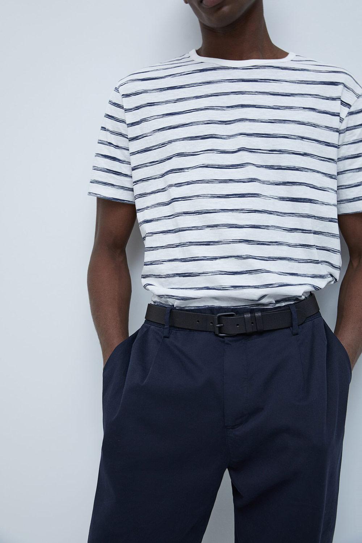 Zara mornarska majica ljeto 2020 2