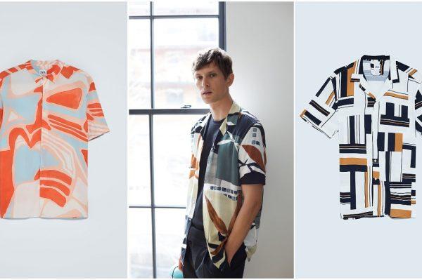 Journal Man: Zara ima odlične košulje s printom za ovo ljeto