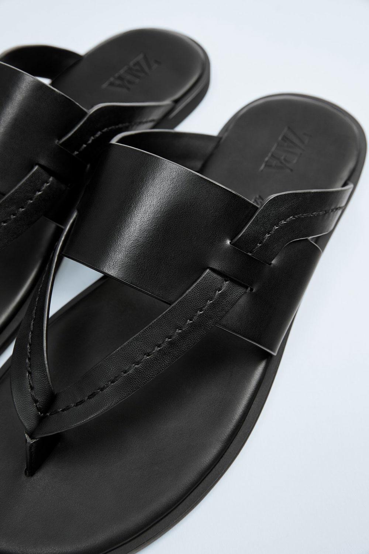 Zara muške sandale ljeto 2020 2