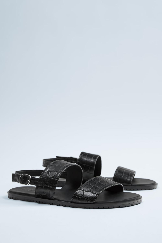 Zara muške sandale ljeto 2020 5