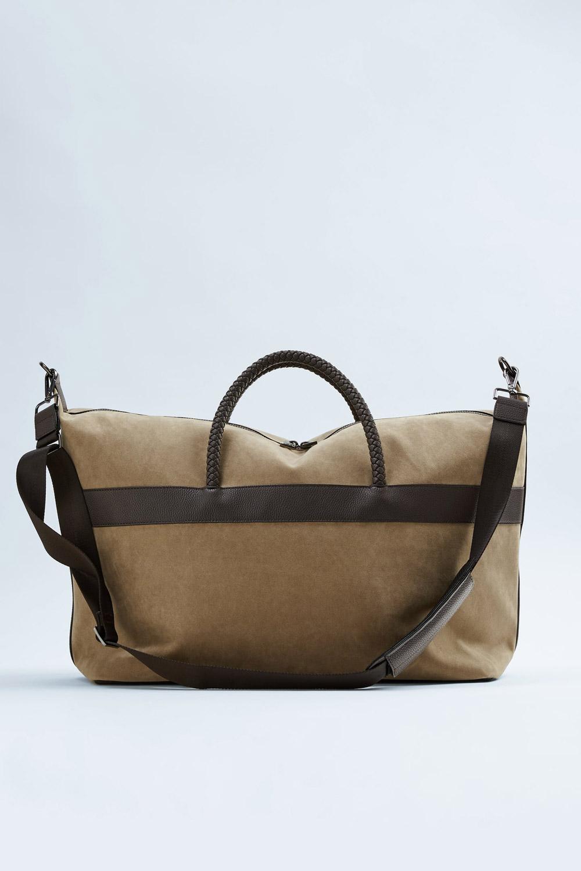 Zara weekender torba ljeto 2020 3