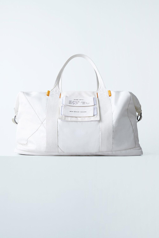 Zara weekender torba ljeto 2020 5