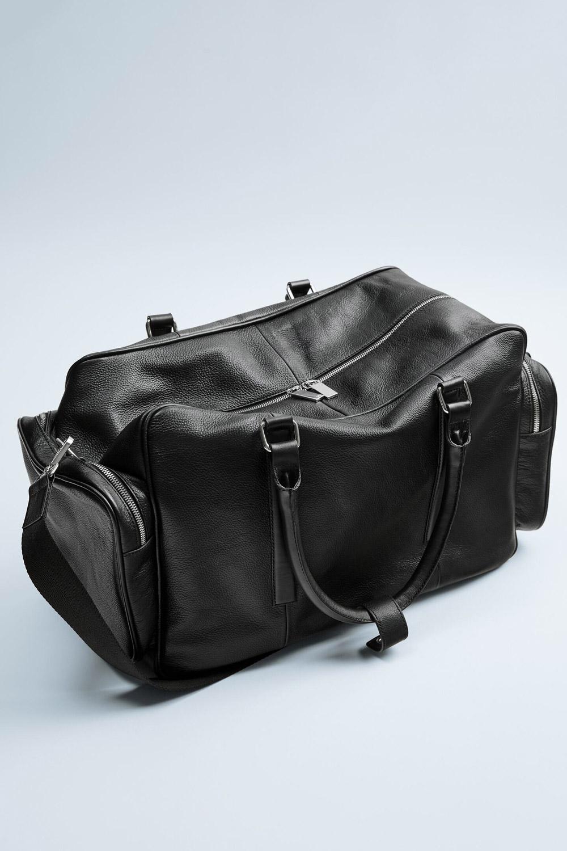 Zara weekender torba ljeto 2020 7