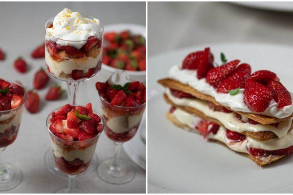 #WeLoveLocal recept: Dva neodoljiva deserta sa svima omiljenim jagodama