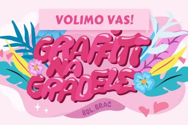 Graffiti na Gradele s Bola seli u Tehnički – prvi je to u nizu evenata