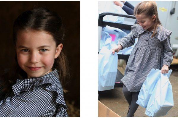 Princeza Charlotte danas slavi 5. rođendan, a ponosna mama objavila je njene nove fotografije