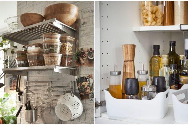 IKEA nam je dala super savjete za bolju organizaciju kuhinje i skladištenje namirnica