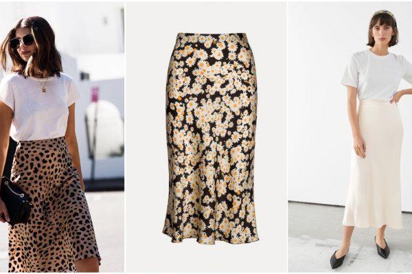 27 modela koji dokazuju da je slip suknja još uvijek najbolji model za svaku garderobu