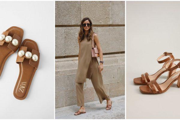 Najljepše smeđe sandale, natikače i espadrile koje nosimo ovo ljeto