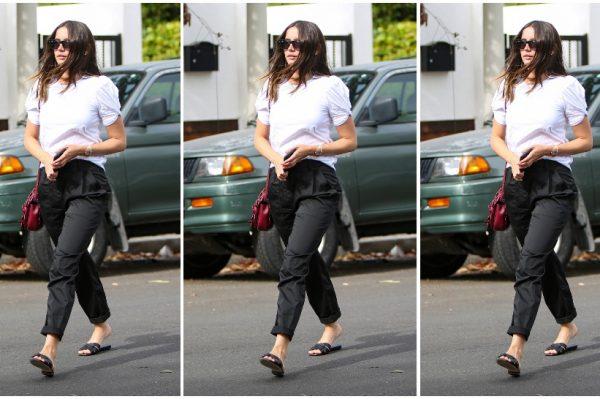 Street style inspiracija: Ana de Armas u kombinaciji koju ćemo nositi cijelo ljeto
