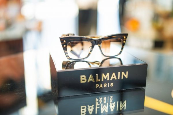 U Ghetaldusu je ekskluzivno predstavljena BALMAIN X AKONI kolekcija naočala