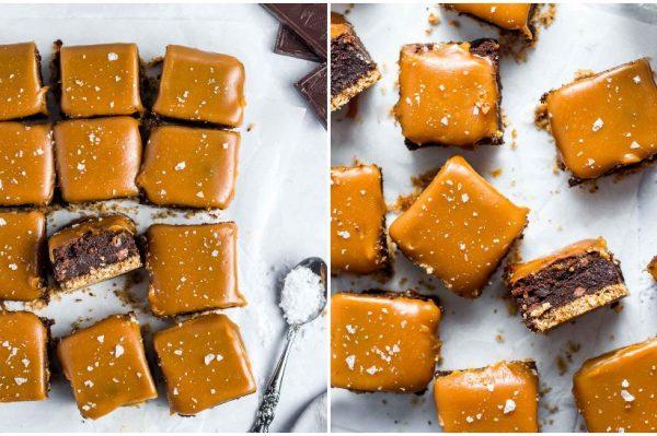 Bite It Quick: Browniesi s karamelom i podlogom od pereca su savršena slatko-slana kombinacija