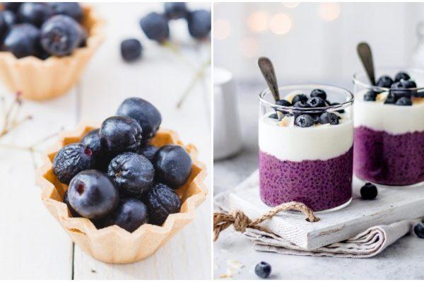 3 jednostavna recepta za zdrav i ukusan doručak s borovnicama