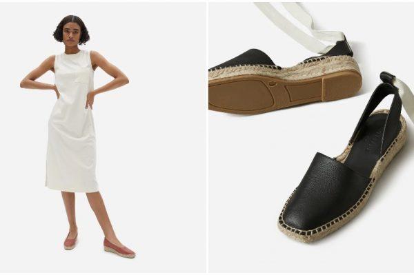 Jednostavne, elegantne i kožne espadrile koje želimo nositi ovog ljeta